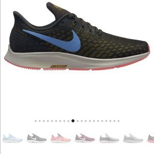 Nike Zoom Pegasus 35 Running Shoes.